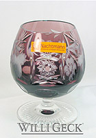 Nachtmann Grape Brandy Snifter amethyst