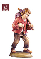 Farm Nativity Shepherd Boy 3.54inch color