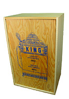 King Limited Edition 2007 - 13.4inch - wooden box