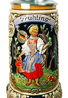 The Seasons Stein Spring 1/2L 10.2inch