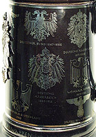 History of the German Eagle Coat of Arms, 11.61inch