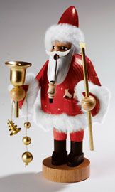 KWO Smoker Santa Claus 7.1 inches