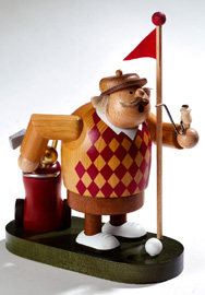 KWO Smoker Golf Player 7.5 inches