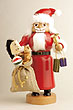 KWO Nutcracker Santa Claus 13 inches