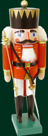 RG Nutcracker King, 14 inches