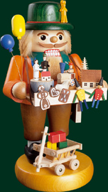 RG Nutcracker Toy Maker, 13 inches