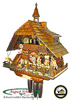 Cuckoo Clock of the Year 2004 - Gutshof